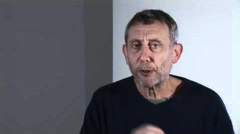 Poetry Friendly Classroom with Michael Rosen Tip 7 - create a poetry notebook