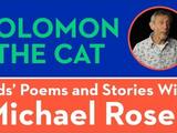 Solomon The Cat (poem)