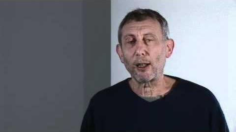 Poetry Friendly Classroom with Michael Rosen Tip 4 - create a poetry show