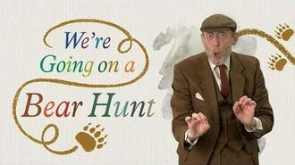 🐻 We're Going On a Bear Hunt 🐻- BOOK - Kids' Poems and Stories With Michael Rosen