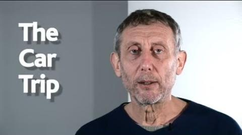 The Car Trip - Kids' Poems and Stories With Michael Rosen