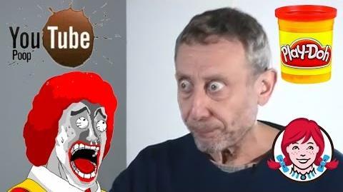 Youtube Poop - Michael Rosen Bombs McDonald's