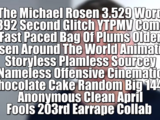 The Michael Rosen 3.529W7.5392SGYTPMVCFPBOPORATWASPSNOCCCRB144PACAF203RDE Collab