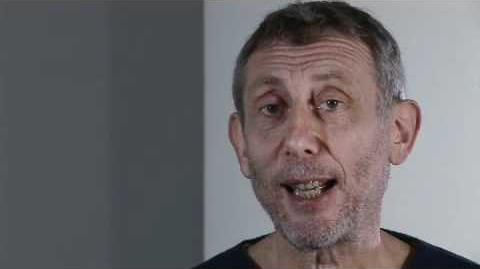 Poetry Friendly Classroom with Michael Rosen Tip 13 - share your poetry experiences