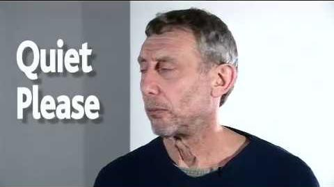 Quiet Please - Kids' Poems and Stories With Michael Rosen