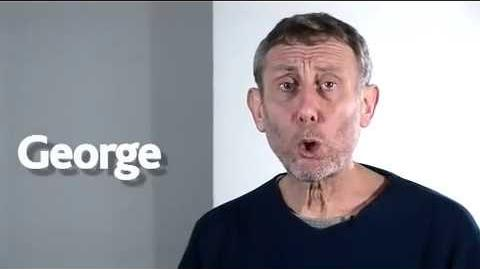 George - Kids' Poems and Stories With Michael Rosen