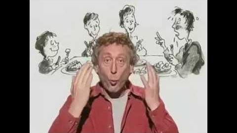 "Michael Rosen - 3 versions of ""Hot Food"""