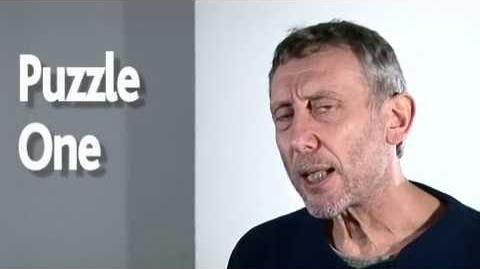 Puzzle 1 - Kids' Poems and Stories With Michael Rosen