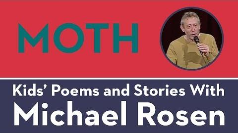 Moth - Kids' Poems and Stories With Michael Rosen