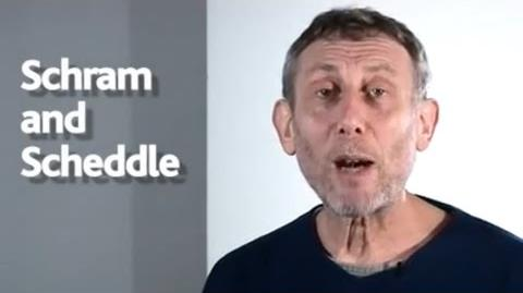 Schram and Scheddle - Kids' Poems and Stories With Michael Rosen