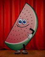 Watermelon legs