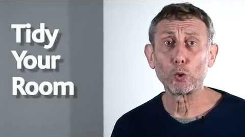 Tidy Your Room - Kids' Poems and Stories With Michael Rosen