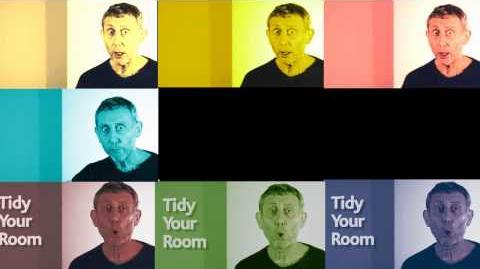 Turn on the Telly Michael Rosen YTPMV