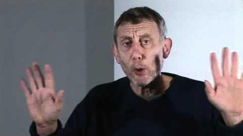 Poetry Friendly Classroom with Michael Rosen Tip 5 - make poem posters