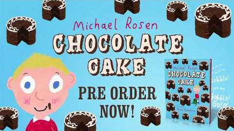 Chocolate Cake - Animation - Kids' Poems and Stories With Michael Rosen