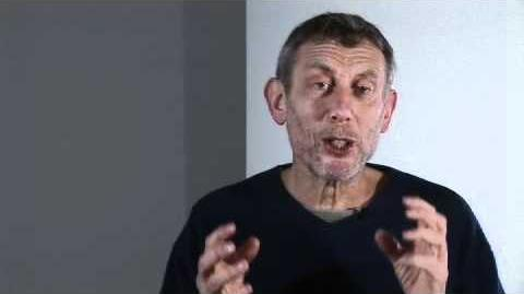 Poetry Friendly Classroom with Michael Rosen Tip 2 - read poems at the end of the day