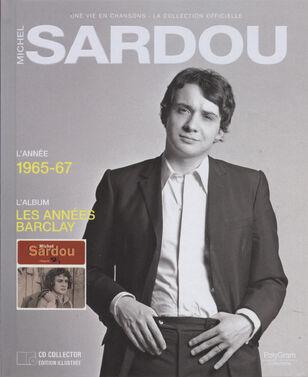 Michel Sardou - La Collection officielle n°14 (cover)