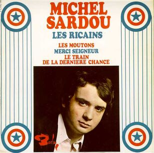 004. Les Ricains (cover)