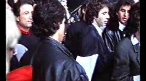 Pour toi Arménie - Making-of (1989)