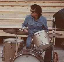 En tournée à Suze la Rousse (années 70)