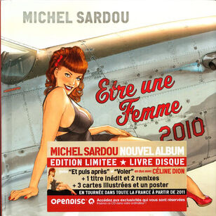 196. Être une femme 2010 (cover)