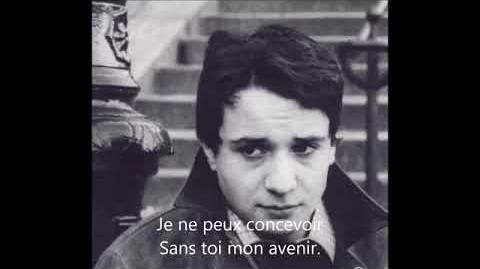 Je n'ai jamais su dire (1965)
