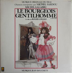 076. Le Bourgeois Gentilhomme (cover)