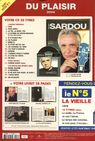 Michel Sardou - La Collection officielle n°03 (verso)