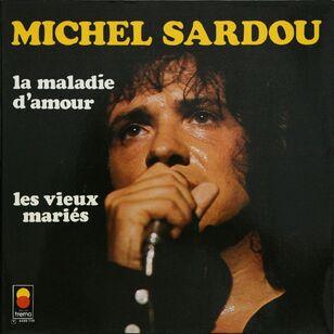 034. La Maladie d'amour (cover)