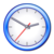 Nuvola apps clock