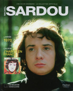 Michel Sardou - La Collection officielle n°06 (cover)