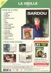 Michel Sardou - La Collection officielle n°05 (verso)