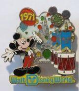 Mickey wdw pin