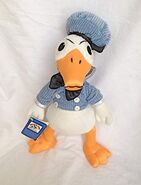 Donald duck vintage plush
