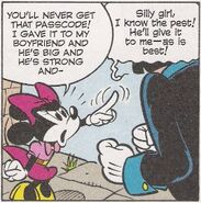 Minnie mouse comic 8