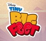 Big feet logo