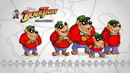Remasted beagle boys