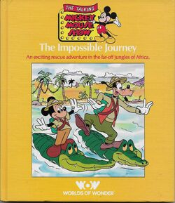 Impossible Journey, The (Talking Mickey Mouse Show)