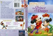 Walt Disney Animation Collection The Prince The Pauper 2009 WS R1 CUSTOM-Front-www.GETCovers.net -720x483