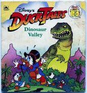 Dinosaur valley book