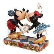 Mickey minnie jim shore