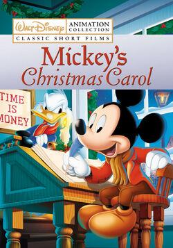 Mickey christmas carol