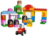 Mickey lego set