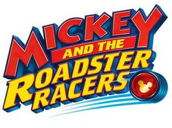Mickey and the Roadster Racers logo