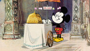 Mickey turkish cart