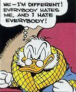 Scrooge comic