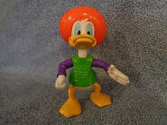 Donald duck epcot toy