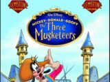 Mickey, Donald and Goofy: The Three Musketeers (Graphic Novel)