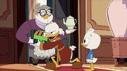 Scrooge beakly
