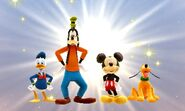 Here's Mickey and Pals